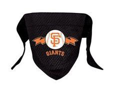Bandana - SF Giants Mesh
