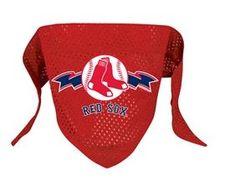 Bandana - Boston Red Sox Mesh