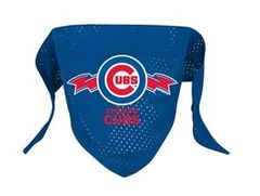 Bandana - Chicago Cubs Mesh