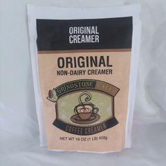 Grindstone Cafe Coffee Non-Dairy Creamer 1 LB Bulk Bag