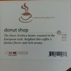 Donut Shop Pods - Box of 18