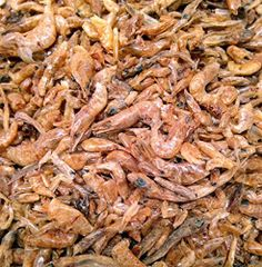 Dried River Shrimp (Large size)- 5 lb Bag