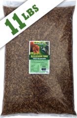 Mealworm Time®Dried Mealworms -11 lbs