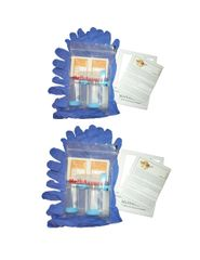 MethAssure® Laboratory Analyzed Meth Test - Pack of 10 - Measure Exactly How Much Meth Is Present to <0.02 ug/100cm2