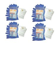 MethAssure® Laboratory Analyzed Meth Test - Pack of 20 - Measure Exactly How Much Meth Is Present to <0.02 ug/100cm2