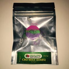 CBD WAX 200 mg