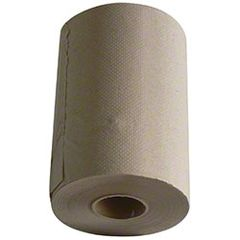 "Natural Hardwound Roll Towel - 8"" x 350' Nom."