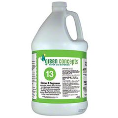 Eco Concepts Green Concepts 13 Cleaner & Degreaser -Ga;
