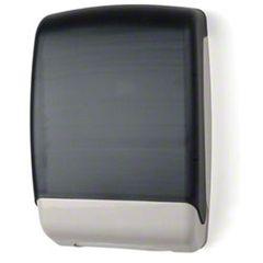 Multi-Fold Towel Dispenser - Beige/Navy