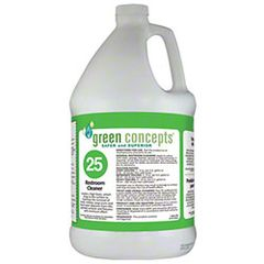 Eco Concepts Green Concepts 25 Restroom Cleaner-Gal