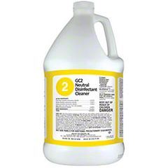 Eco Concepts 2 GC2 Neutral Disinfectant Cleaner - Gal.