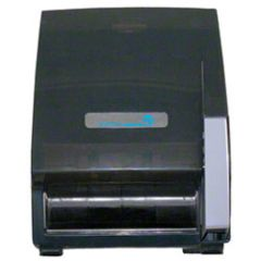 Bump Bar Roll Towel Dispenser - Smoke Black