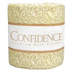 "Sofidel Confidence® Bathroom Tissue - 4.5"" x 3.75"""