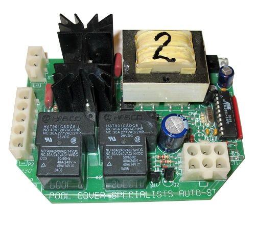Hydraulic Control Board (110 Volt) 10714