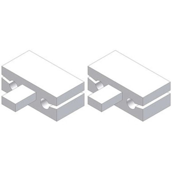 Guides - Under Track Pool Saver-Pair