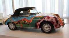 1965 Porsche Type 356C Cabriolet owned by Janis Joplin