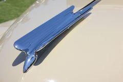 1947 Chrysler Town & Country emblem