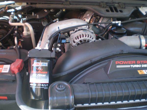 Ford Powerstroke 6 0 Bypass Oil Filter
