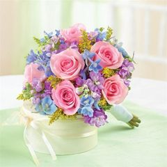 SPRING PETITE BOUQUET - wed01