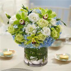 BEACH WEDDING CENTERPIECE - wed17