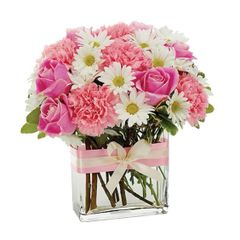 PINK 'N PRETTY BOUQUET- new07