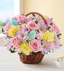 Easter Egg Basket - EAS02