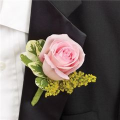 SPRING BOUTONNIERE - wed23
