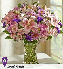 Floral Treasures Bouquet LOCAL ARTISAN COLLECTION - con02
