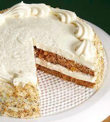 Bake Me A Wish! Carrot Cake - EAS45