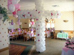 Cross balloons - bal09