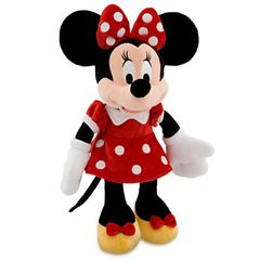 Minnie Mouse Plush - plu30