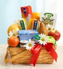Fruit & Gourmet Basket - fru10