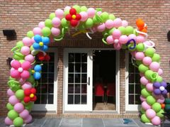 Big balloon arch - bir06
