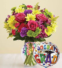 It's Your Day Bouquet® for Graduation - grd12