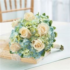 BLUE PETITE BOUQUET - wed05