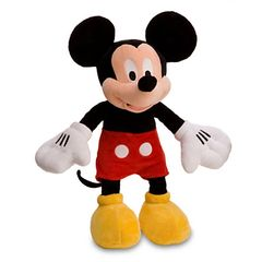 Mickey Mouse Plush - plu28