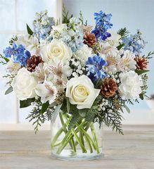Winter Wishes Bouquet - chr08