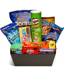 Ultimate Junk Food Basket - can02