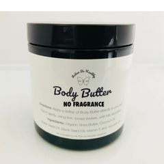 Body Butter No Fragrance