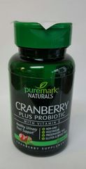 Cranbery Plus Probiotic w/ Vitamin C
