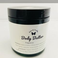 Body Butter Blended Essential Oils