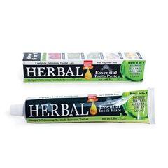 Herbal Essential Toothpaste