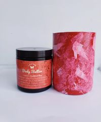 Body Butter & Soy Candle