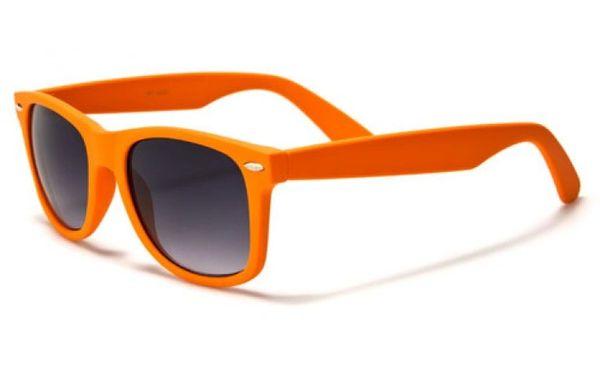 Retro Matte Finish Orange