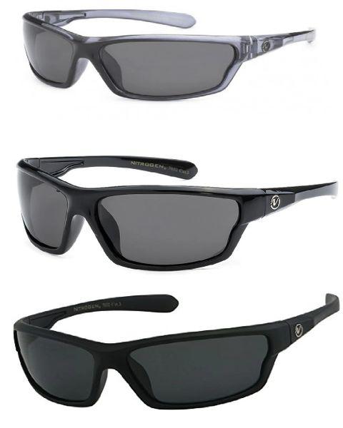 7032 Nitrogen Polarized 3 Pack Black & Black Matte & Grey
