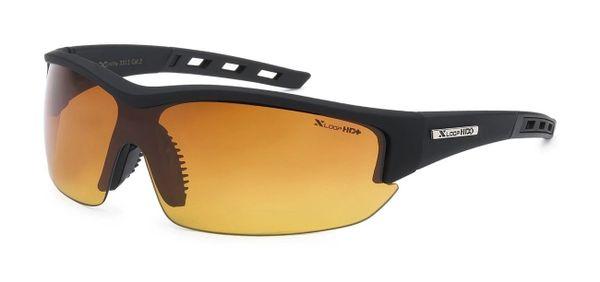 3313 XLoop HD Rimless Black Matte