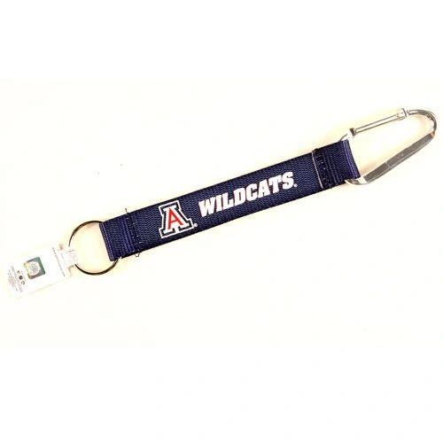 NCAA Arizona Wildcats Key Chain Carabiner