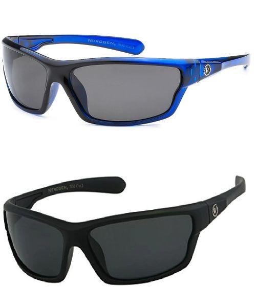 7032 Nitrogen Polarized 2 Pack Black Matte & Blue