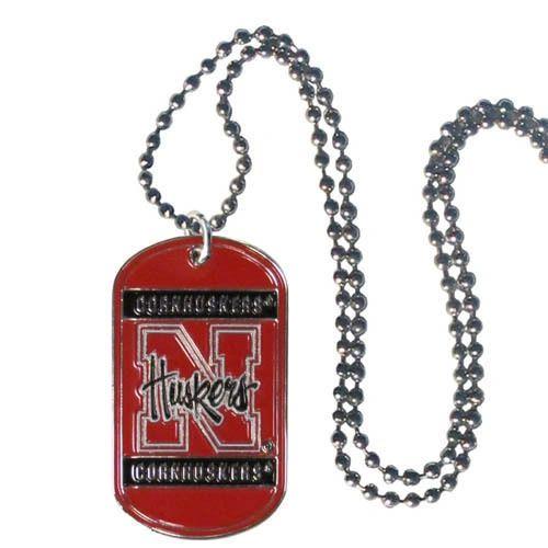 NCAA Nebraska Cornhuskers Dog Tag