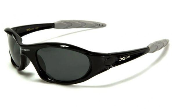 2056 XLoop Black Polarized Wholesale Dozen